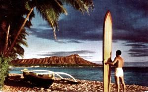 vintage surfboy