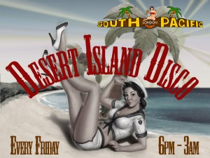 Soouth London Pacific- Desert Island Disco